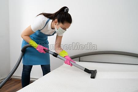 matratzenreinigung professioneller service