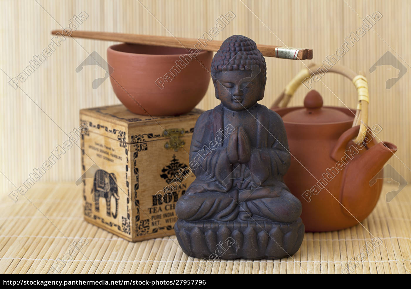 tea, time, stillleben, asien-stil - 27957796