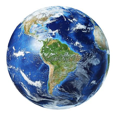 3d erde globus planet erde planet