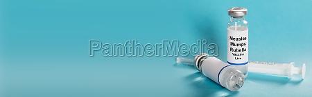 masern mumps roeteln impfstoff flaeschchen mit