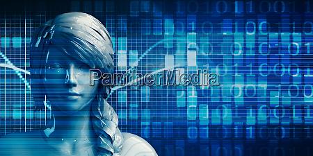 frauen in der technologie