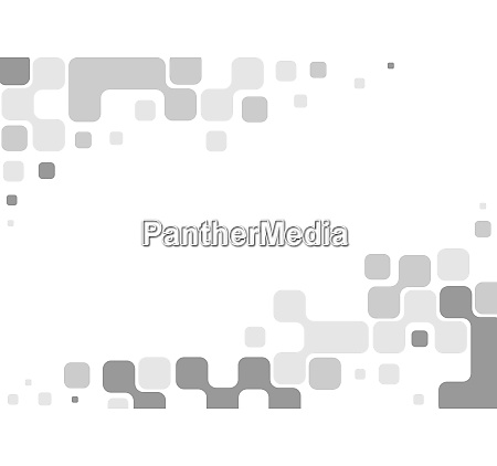 abstract background with gray squares