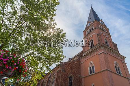 kirche schweich an der mosel deutschland