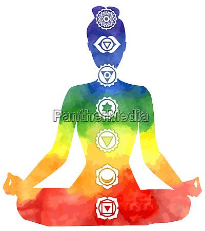yoga heilung chakminitaet spirituelle meditation mantra