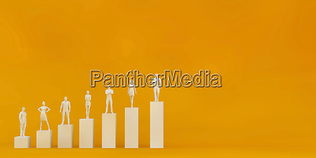 business people praesentationsvorlage