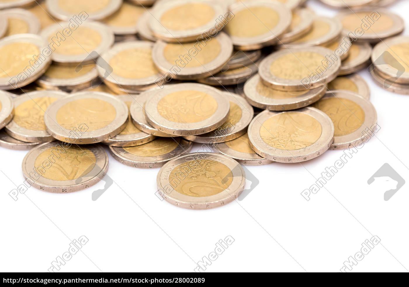 euro-münzen - 28002089
