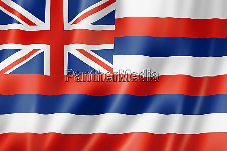hawaii flagge usa