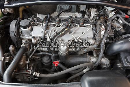 diesel automotor