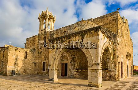 saint john marc cathedral byblos jbeil
