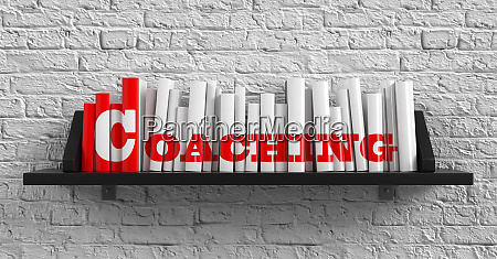 coaching., bildungskonzept. - 28015637
