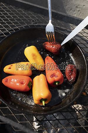 grillen paprika