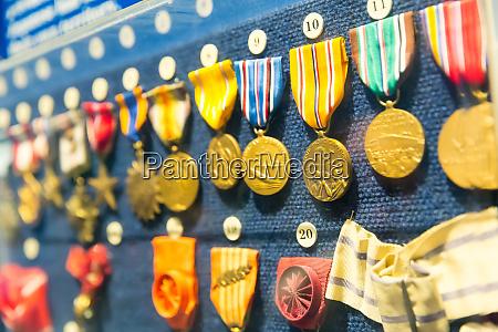 medaillen und auszeichnungen der streitkraefte