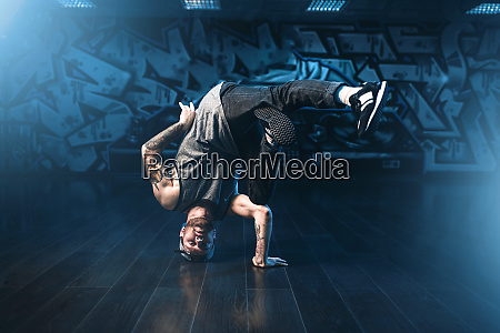 hop young dancer male cool hip