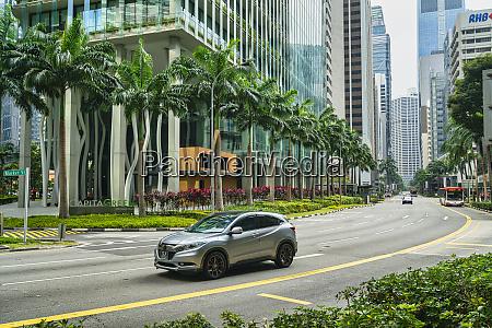 hochhaus in singapur