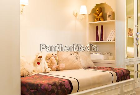 gemuetliches schlafzimmer