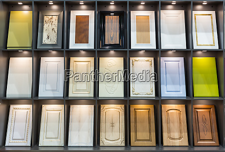 set of doors