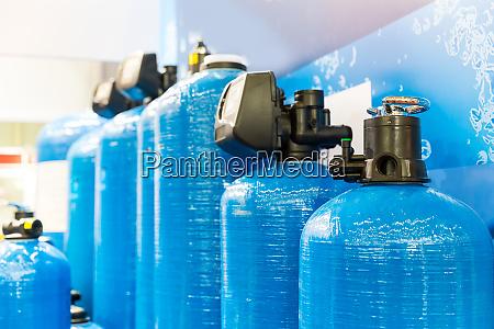 filtrationssaeulen