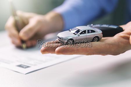 neues autokonzept kaufen massstabsgetreues modell