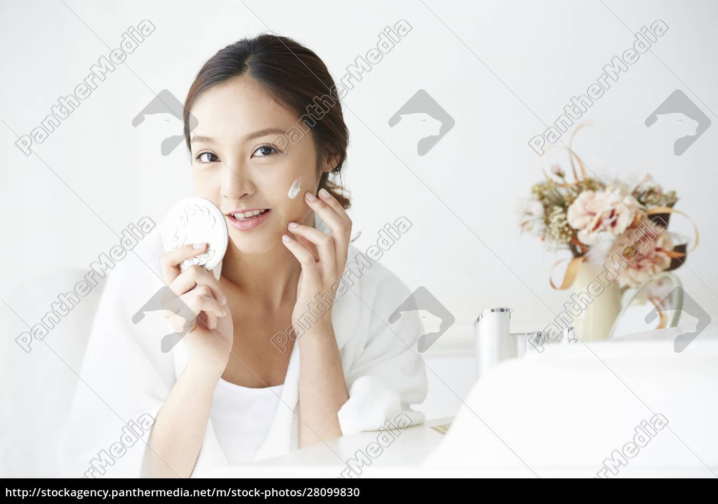 weibliches, schönheitsbild - 28099830