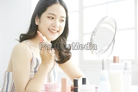 women beauty