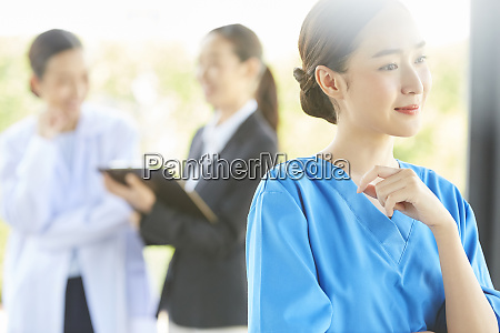 weibliche krankenhausmedizin