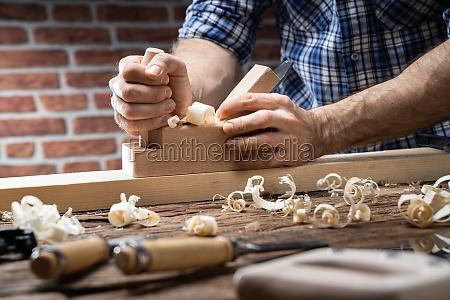 carpenter mit jack flugzeug