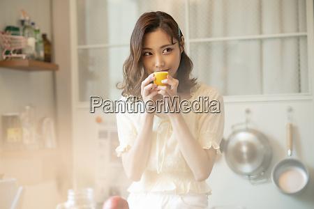 female lifestyle cuisine