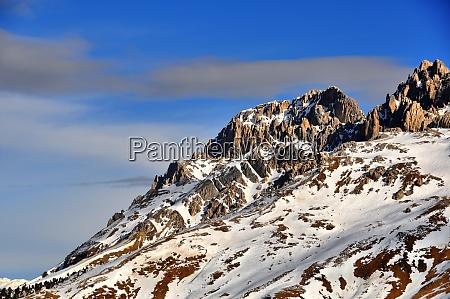skifahren, in, südtirol - 28117249