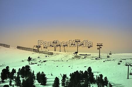 skifahren, in, südtirol - 28117258