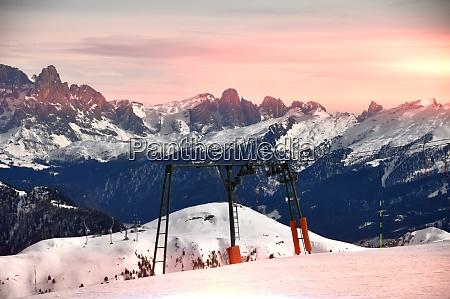 skifahren, in, südtirol - 28117264