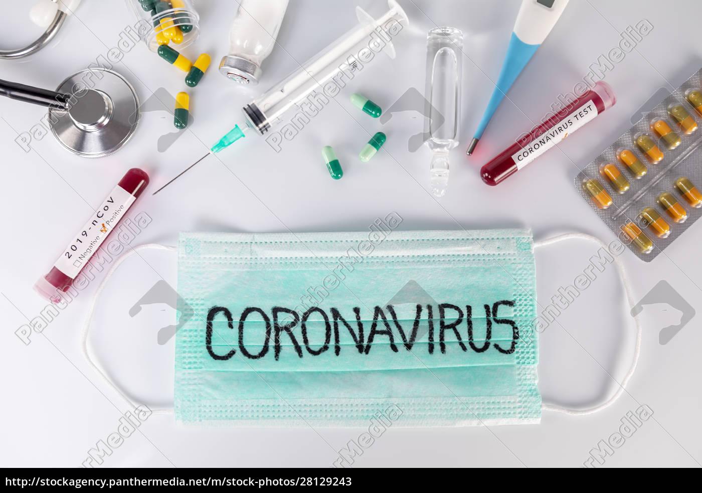 blutageröhre, mit, der, coronavirus-krankheit, für, virentest - 28129243