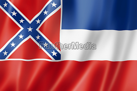 mississippi flagge usa