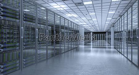 image 3d render of a modern
