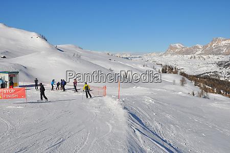 skifahren in suedtirol