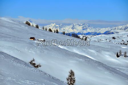 skifahren, in, südtirol - 28140832