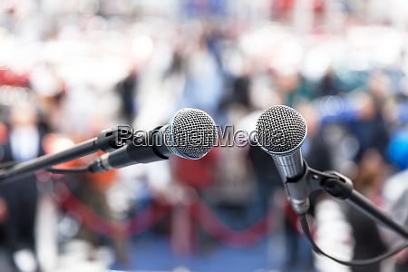 pressekonferenz OEffentlichkeitsarbeit pr