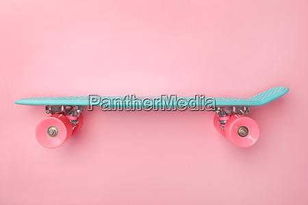 skateboard seitenansicht