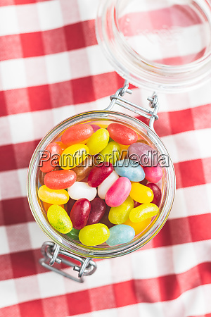fruity jellybeans tasty colorful jelly beans