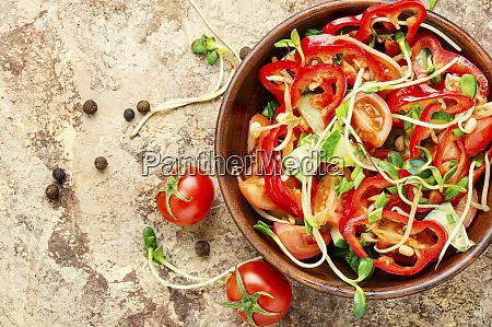 vitamin gemuesesalat