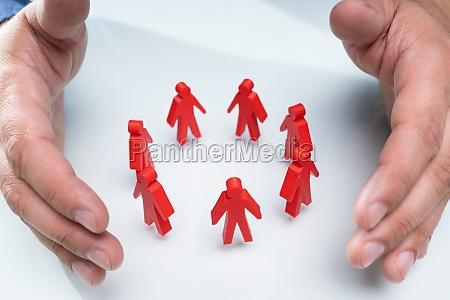 nahaufnahme einer menschlichen hand die menschliche