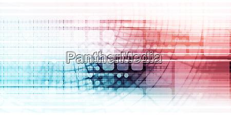 multimedia technologie hintergrund