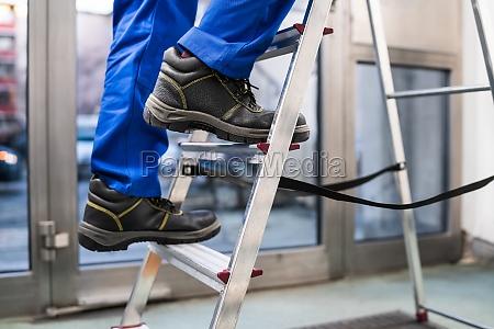 handyman kletterleiter