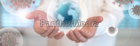 virusinfektion pandemie
