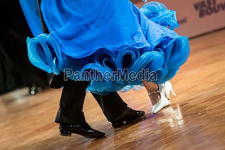 paar tanzen standard tanz