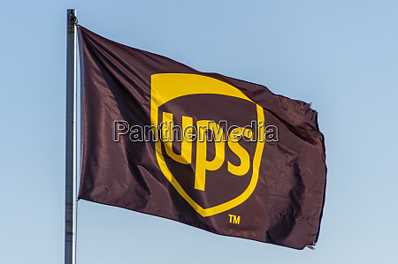 ups flagge