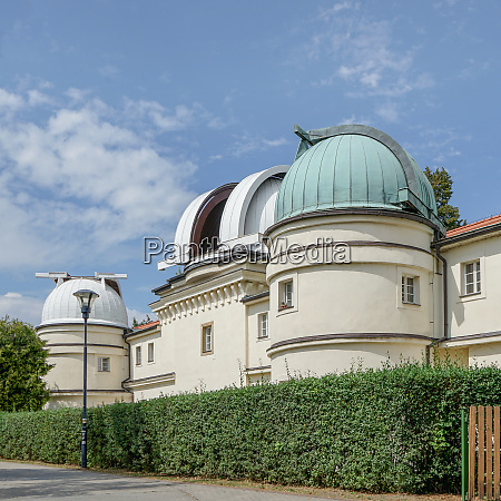 observatory in prague czech republic