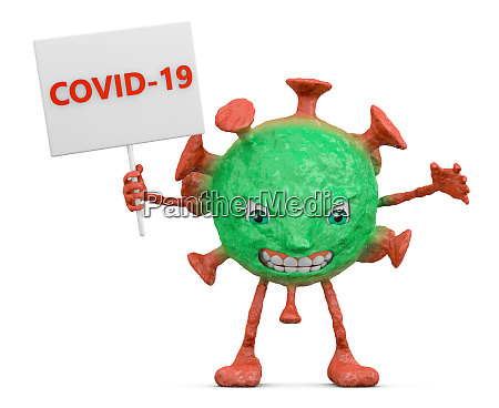 red green evil coronovirus