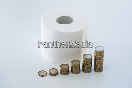 toilettenpapier preis waehrend coronavirus panik