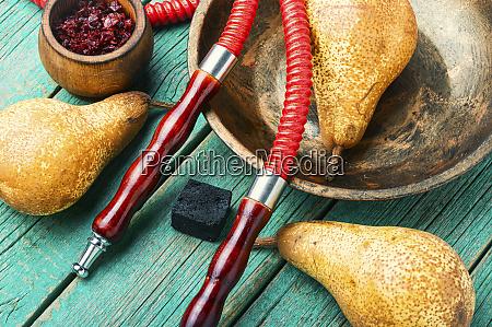birnen shisha tabak