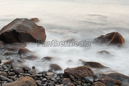 kuestenlandschaft in las playas naturdenkmal